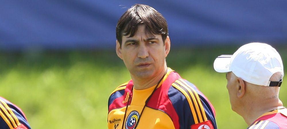 El e noul secund al lui Piturca la nationala! A jucat 5 ani la Steaua si a reinventat una dintre marile forte de azi din Romania