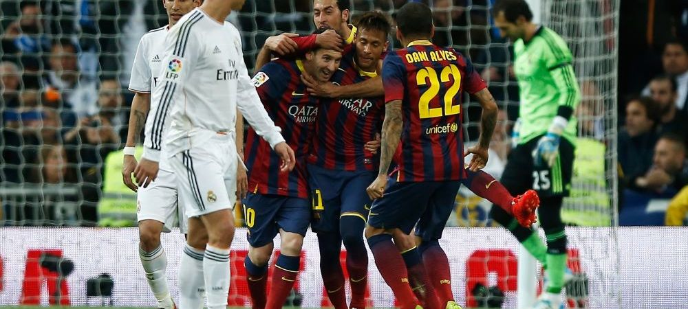 Ronaldo si Ramos, anchetati dupa El Clasico. Declaratiile care le pot aduce sanctiuni celor doi galactici