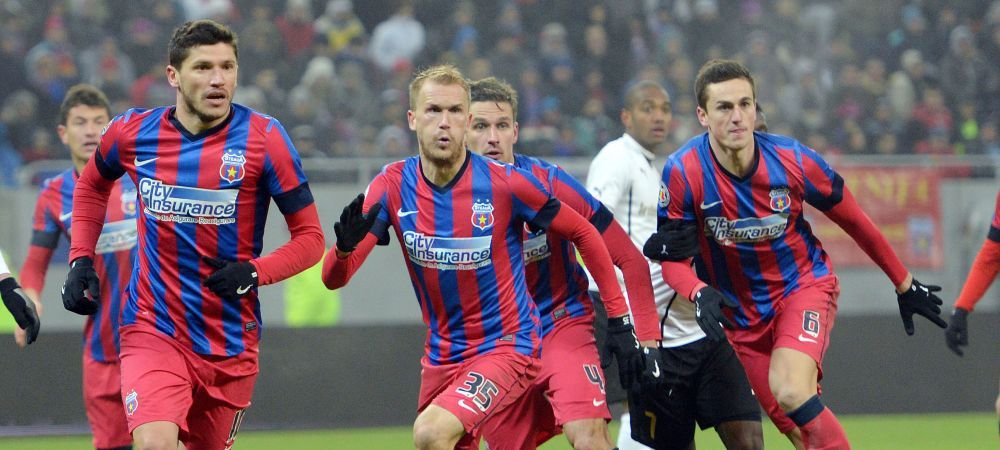 """DEZERTARE mult mai costa! """"A cerut hartie de transfer la club, Steaua vrea 6.000.000 de euro pe el"""" Cine vrea sa plece din Ghencea"""