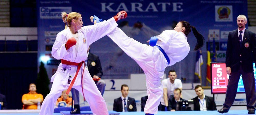 Prime RECORD in Karate! Sportivii vor putea lua mai multi bani decat fotbalistii! Vezi cat castiga pentru o medalie de aur