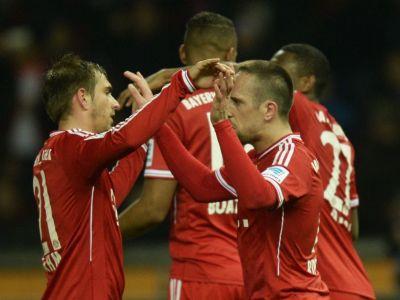 Record fantastic reusit Bayern Munchen, dupa ce a devenit CAMPIOANA GERMANIEI! Cum a inventat Guardiola o noua super putere