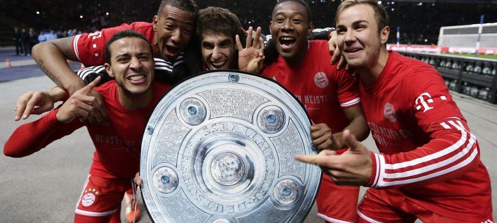"""""""Rekordmeister 24!"""" Imaginile de VIS de la sarbatoarea lui Bayern! Ribery a fost sufletul petrecerii! FOTO"""