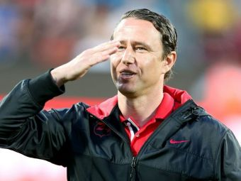"""Reghe i-a bagat in sedinta pe jucatori inainte de meciul cu Dinamo: """"Sper ca le-a intrat in cap ce le-am spus azi"""""""