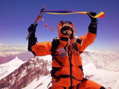 """Romania - Everest - Istorie! """"Numele meu este Horia si respir fara oxigen!"""" Povestea romanului care a invins natura"""