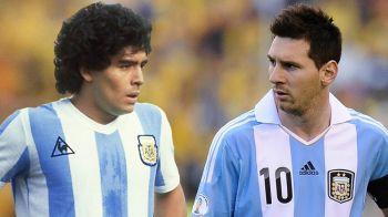 """""""Cu Messi in teren, Bayern devine invincibila!"""" Maradona merge la Munchen sa invete de la Guardiola"""