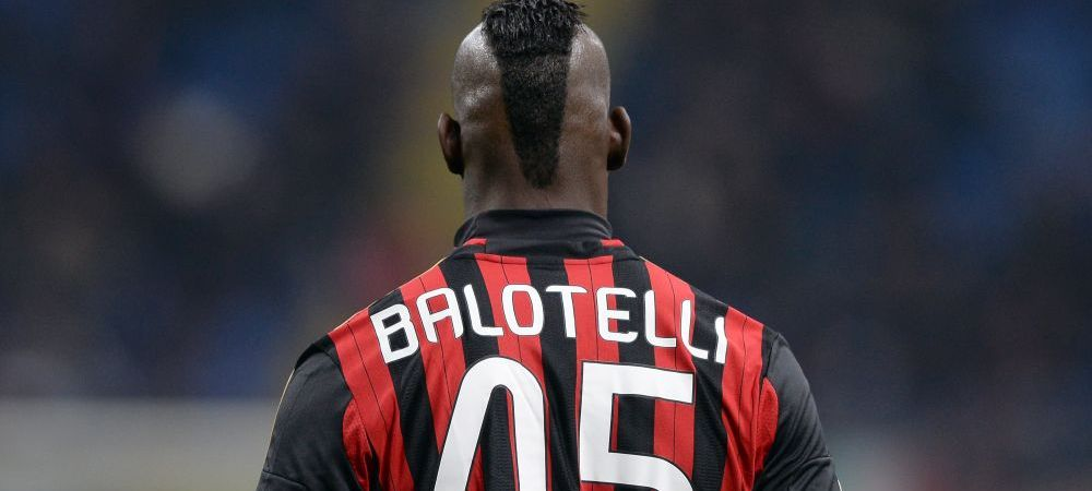 Cea mai nebuna mutare pentru cel mai nebun fotbalist! Balotelli, in tricoul unui club legendar din Brazilia?