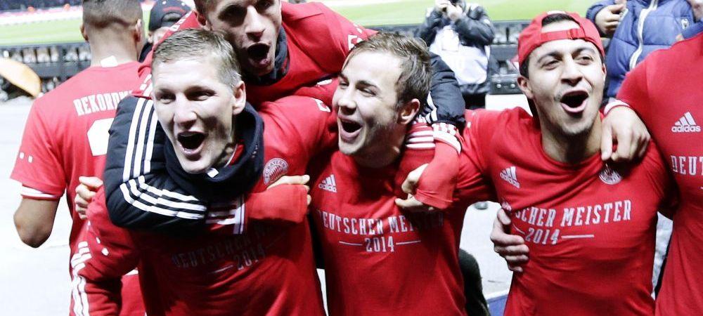 """Cifrele fenomenale ale unui sezon perfect! Recorduri """"fara numar"""" batute de Bayern sub comanda lui Pep Guardiola"""