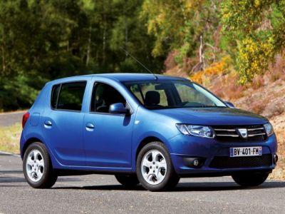 FOTO Primele imagini cu Dacia Mini! Modelul de oras va costa 5000 de euro! Nemtii au aflat cum arata