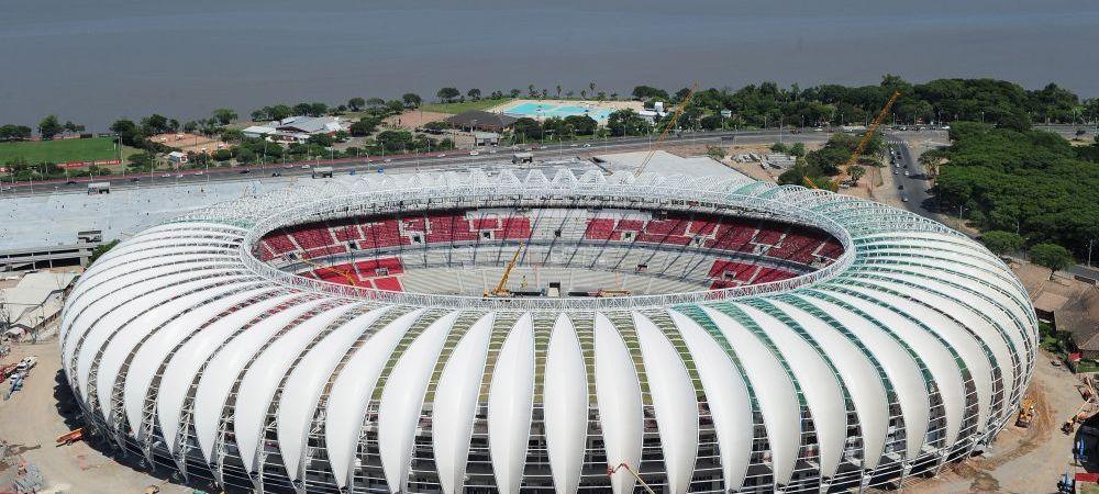 "HAOS in Brazilia! Anuntul care cutremura FIFA: ""Nu mai avem bani sa terminam stadionul!"" Doua arene vor sa se RETRAGA de la CM"