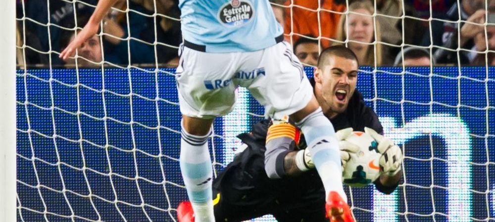 "Anunt surprinzator in Catalunya. Valdes ar putea continua la Barca si in sezonul viitor: ""Vestiarul traia o DRAMA dupa meci!"""