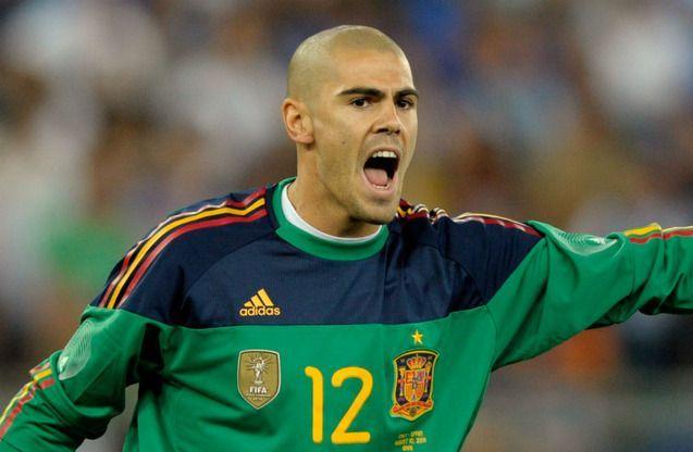 Valdes e OUT sase luni si rateaza Mondialul! Del Bosque ii cauta inlocuitor! Cine apara in Brazilia