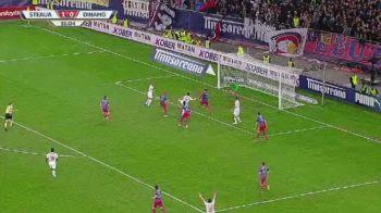 GOOOL Dinamo! Rotariu egaleaza dupa o GRESEALA in apararea Stelei! Meci superb pe National Arena