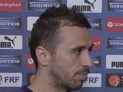 """Sanmartean a fost ales omul meciului! """"5-2? Se putea si mai bine"""" Cine este cel mai arogant stelist dupa meci"""