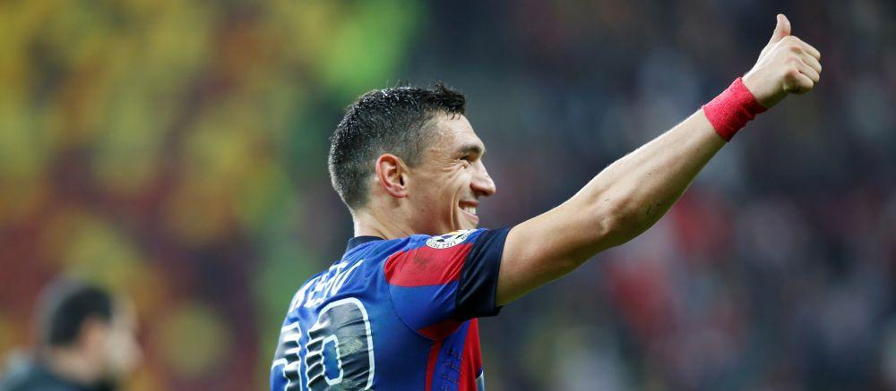 """Keseru: """"Puteam sa marcam mai mult! Numai eu am mai avut trei ocazii!"""" Ce va face Keseru cu golurile reusite cu Dinamo"""