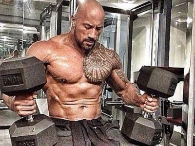The Rock a plans ca un copil cand l-a vazut, apoi i-a indeplinit cea mai arzatoare dorinta! Gestul de 1 milion de like-uri! FOTO