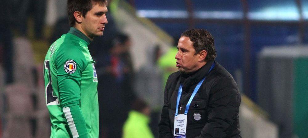 """Reghe ii zice PAS omului de 5 milioane de la CFR si anunta: """"Vom avea un portar tare!"""" Cine va apara dupa plecarea lui Tatarusanu"""
