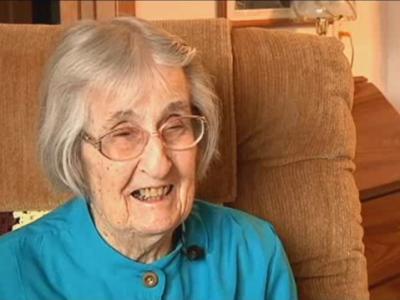 Senzational! O bunicuta de 100 de ani din America face mai mult sport ca unii tineri!