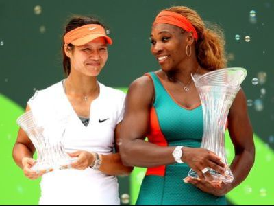 Serena Williams a castigat pentru a 7-a oara turneul de la Miami!