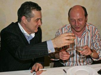 Patronul Stelei s-a razgandit! Mesajul lui Gigi Becali pentru Basescu, dupa ce presedintele Romaniei a refuzat sa il gratieze