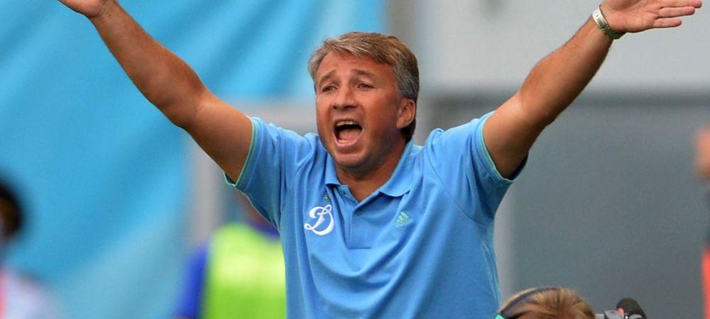 Dan Petrescu o readuce pe Dinamo in lupta pentru titlu, Florescu a fost doar rezerva in meciul de azi! Cum arata clasamentul:
