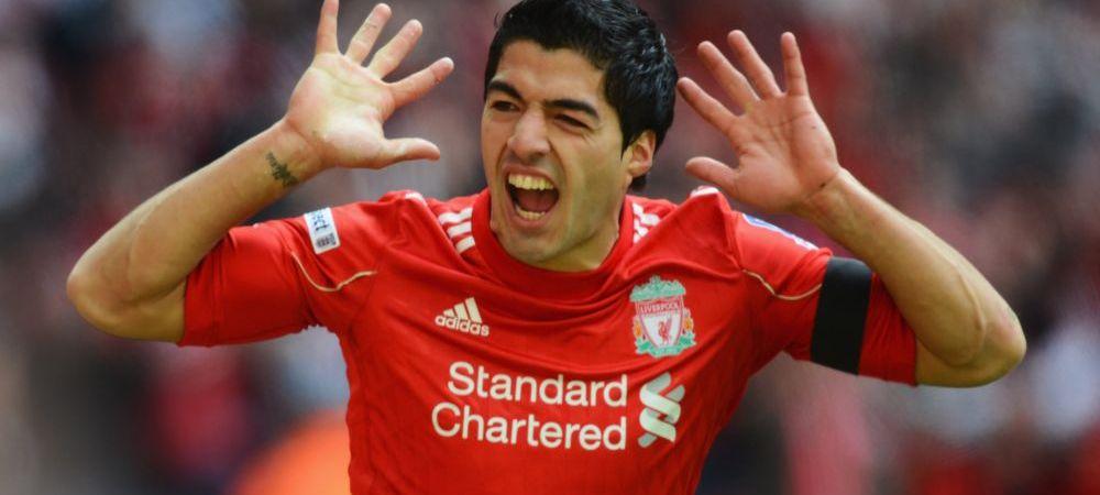 Suarez, in istoria lui Liverpool! Uruguayanul si-a dus echipa pe primul loc si a ajuns la cota 29 in acest sezon!