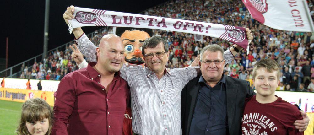 Cine e milionarul roman care a salvat-o in ultima clipa pe CFR Cluj! A platit datoriile, iar clubul poate ramane in Liga I