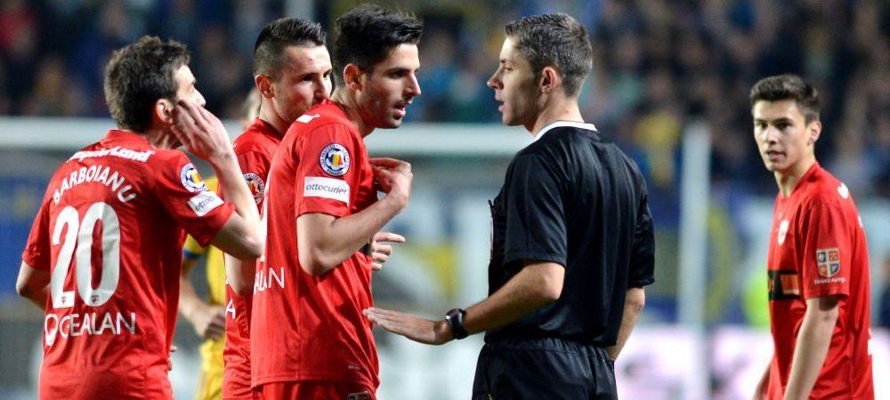 Incredibil! A facut-o PRAF pe Dinamo cu Petrolul si acum o va arbitra pe Real Madrid in semifinalele Ligii