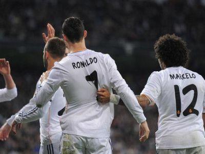 Real a batut cu 5-0, Ronaldo a suferit un soc in minutul 76: a fost fluierat pe Bernabeu! De ce si-au iesit din minti fanii