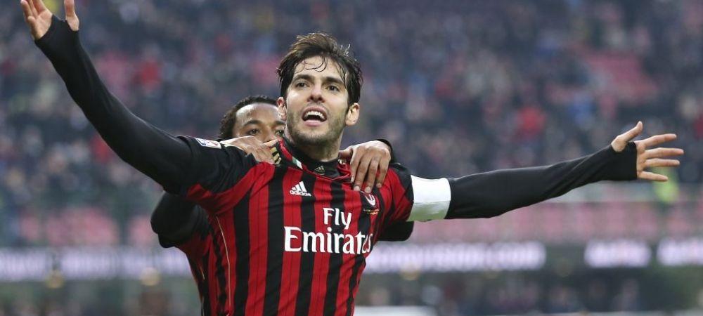 Lovitura URIASA pentru Milan! Kaka recunoaste ca vrea sa plece de pe San Siro. De unde are oferta de milioane