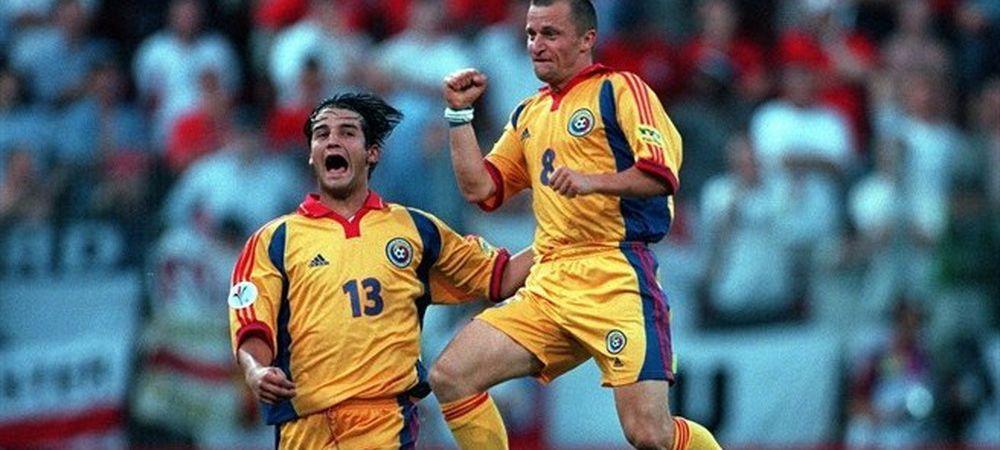 Cum s-a indragostit Romania de Cristi Chivu! VIDEO: Golul memorabil marcat in poarta Angliei la Euro 2000!