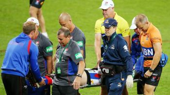 Ce tragedie: drama lui Mihaita Nesu s-a repetat, un sportiv a ramas paralizat dupa o accidentare ingrozitoare!