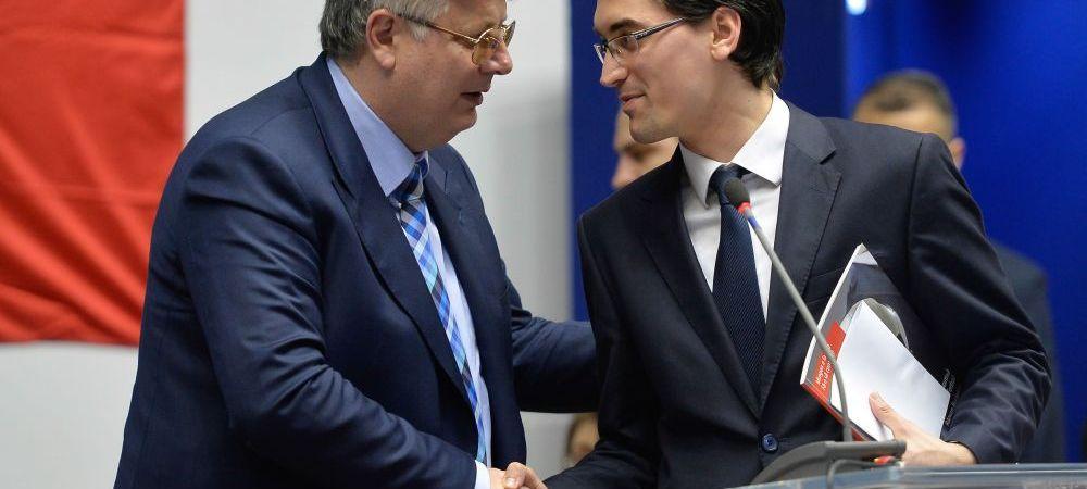 Burleanu si Iorgulescu planuiesc aducerea unui coordonator STRAIN la CCA, dupa modelul ucrainean