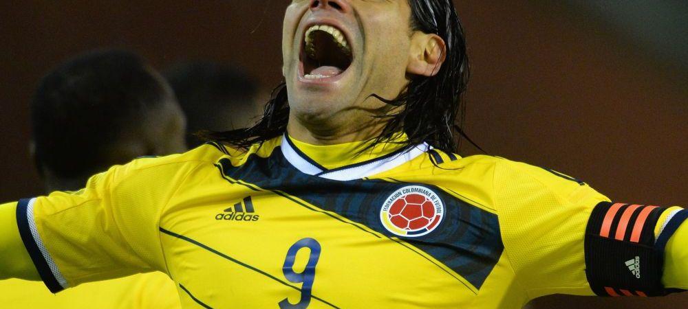 """Falcao, anunt soc pentru fani: """"Nu stiu daca joc la Mondial, nu imi risc sanatatea!"""" Ce spune atacantul columbian"""