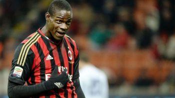 Anuntul neasteptat al Milanului. Sefii au luat o decizie in privinta lui Balotelli: va fi vandut la vara. Cine il ia