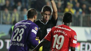 Radu Petrescu, suspendat un SFERT de campionat dupa greselile de la Petrolul - Dinamo!