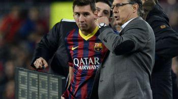 ULTIMA solutie pentru Barcelona! Cum se poate intari Tata Martino dupa decizia FIFA! Trei jucatori vin sa il ajute pe Messi