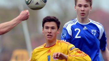 Un stelist, un dinamovist si doi jucatori de la Viitorul, in lotul Romaniei U19! Lista completa pentru meciurile cu Israel: