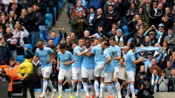 Faze SCANDALOASE in Premier League! Penalty dupa simularea lui Dzeko, ofsaid IMENS la golul lui Nasri: VIDEO