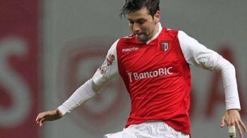 GOOOOOOL Raul! Rusescu inscrie din penalty! In prima repriza a ratat o lovitura de la 11 metri! Olhanense 0-2 Braga