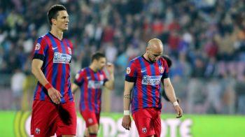 Steaua a plecat de la Timisoara cu un jucator de la Poli! Fotbalistul care i-a innebunit pe stelisti aseara a ajuns la Bucuresti