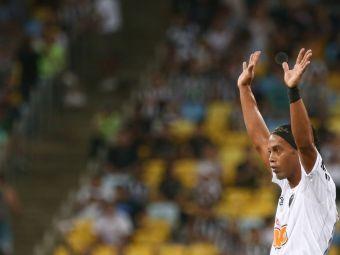 Veste uriasa pentru Ronaldinho. Va fi coleg cu unul dintre cei mai scumpi jucatori din istorie