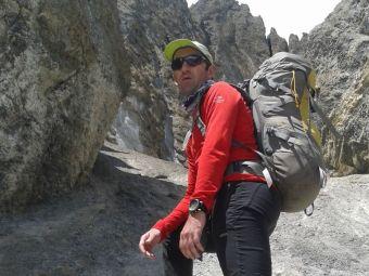 """Horia a terminat aclimatizarea la 5.400 de metri! Moment unic in drumul catre Everest! Vezi cu cine si-a facut un """"selfie"""""""