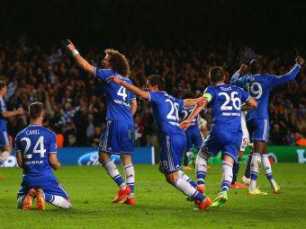 Mourinho a fost all-in, Demba Ba a dat golul calificarii! Chelsea 2-0 PSG! Coincidenta nebuna de la triumful din 2012! VIDEO