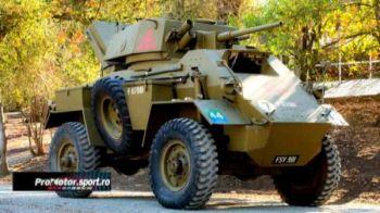 VIDEO ProMotor: Tancuri, lansatoare de rachete si masini cu mitraliere. Avem de toate. Preturi de sezon, cu reducere!