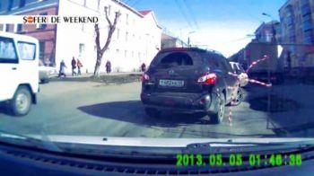 VIDEO ProMotor: Atentie, soferi de weekend, astea sunt cele mai stupide accidente din saptamana