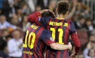 Neymar a MARCAT din nou! STARUL a uitat de infrangerea cu Atletico! Cum arata noua iubita a brazilianului