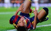 Nou Camp a INGHETAT la faza asta, Neymar nu a mai putut respira si a avut nevoie URGENTA de ajutor! Ce s-a intamplat: VIDEO