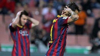 INCREDIBIL! Barcelona a avut un moment de dominare istorica pe teren! Ce a urmat e de-a dreptul impotriva fotbalului: