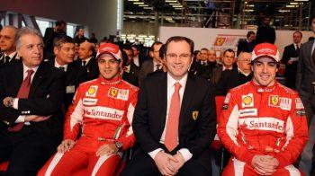 A cazut primul CAP dupa inceputul de sezon! Presedintele Ferrari si-a dat demisia! Cine ii ia locul