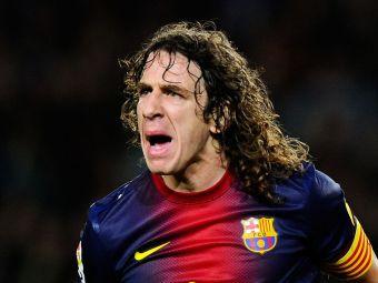 Discursul fara precedent al CAPITANULUI! Puyol reactioneaza dupa ce fanii i-au atacat pe Messi & Co!